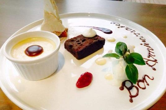 BD Dessert Plate